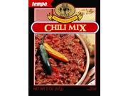 Tempo Chili Mix 2oz Pack of 12
