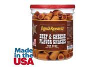 Ranch Rewards RR1237 24 Beef Cheese Flavored Snacks