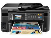 Epson WorkForce WF-3620 (C11CD19201) Duplex up to 4800 x 1200 optimized dpi wireless 4-in-One Printer