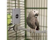 KandH Pet Products Snuggle Up Bird Warmer Medium Large Gray 7 x 4 x 0.5 9060