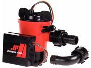 Johnson Pump 820300 1250 Gph Ultima Combo Pump