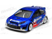 1/12 Tacon Ranger Rally Brushed Car Ready to Run 2.4ghz (Blue)
