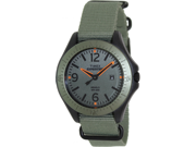 Timex Men's Expedition T49932 Green Nylon Analog Quartz Watch with Green Dial