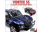 Redcat Vortex SS 1/10 RC Nitro Monster Truck