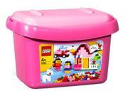 LEGO: Pink Brick Box V39 216 pcs.