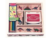 Melissa & Doug : Stamp Set - Dinosaur