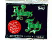 Topps The Addams Family Trading Card Pack