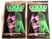 Star Wars: Jedi Knights Trading Card Game Booster Packs