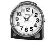 Seiko Clocks Bedside Alarm clock #QXE011JLH