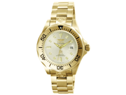Invicta 3051 Men's Automatic Gold Tone Stainless Steel Dive Watch