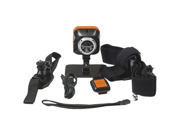 POV ACTION VIDEO CAMERAS MAC-50 1080P HD WATERPROOF ACTION CAMERA KIT