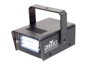 CHAUVET MINISTROBELED MINI STROBE LED LIGHT