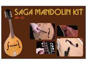 Custom-Built AM-10 A-model Mandolin Kit from SAGA