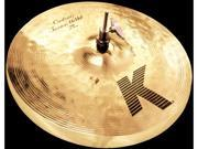 Unique pairing, modeled after Steve Gadd's personal HiHats. The HiHats feature a slightly undersized (13 15/16), medium weight top cymbal and a medium-thin bottom cymbal.