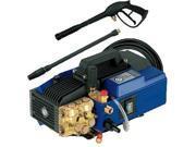 Electric Pressure Washer, 1500 PSI, 2 HP