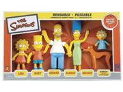 Simpsons Family Bendable Figures 9SIA77T5UR7322