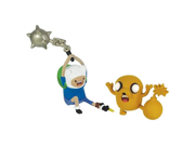 Adventure Time 2-Inch Battle Pack Finn & Jake Action Figures 9SIA0196408616