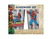Spider-Man Glass Tumbler 2-Pack 9SIA77T5AF2074