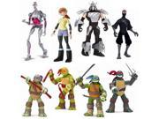 Teenage Mutant Ninja Turtles Basic Figures Wave 1 Case 9SIA0420C57734