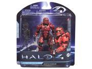 Halo 4 Series 1 Spartan Warrior Action Figure 9SIAD245E08666