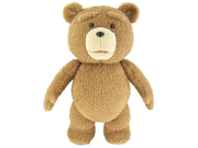Collectible Teddy Bears Ted 24-Inch Talking Plush Teddy Bear