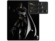 Batman Dark Knight Rises Batman Play Arts Kai Action Figure 9SIAD245DY6290