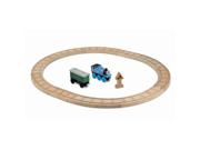 Thomas the Tank Engine Wooden Railway Starter Set Playset
