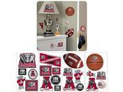 University Of Alabama Peel and Stick Wall Applique