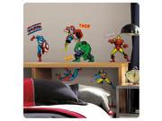 Marvel Classics Superheroes Peel and Stick Wall Decals 9SIA2HK1BV4024