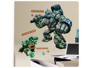 Skylanders Giants Crusher and Prism Break Giant Wall Decals 9SIA77T2MS4877