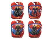 Superman Man of Steel Movie Masters Wave 3 Figure Case 9SIV16A6746565