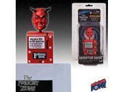Twilight Zone Mystic Seer Monitor Mate Bobble Head - Red