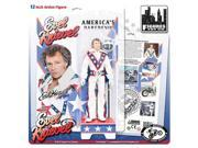 Evel Knievel in White Jumpsuit 12-Inch Action Figure 9SIA0421AT7358