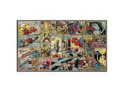 Marvel Classics Comic Panel Full Wall Mural 9SIV16A66W2687