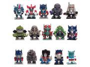 Transformers 30th Anniversary Mini-Figure Wave 1 Case 9SIV16A6751764
