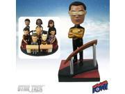 Star Trek: TNG La Forge Build-a-Bridge Deluxe Bobble 3 of 8