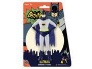 Batman TV Series Batman 5 1/2-Inch Bendable Figure 9SIA0421NM7737