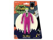 Batman TV Series The Joker 5 1/2-Inch Bendable Figure 9SIA14G54J7051