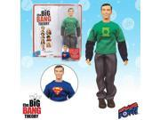 Big Bang Theory Sheldon Green Lantern/Superman 8-Inch Figure 9SIA0421X91597