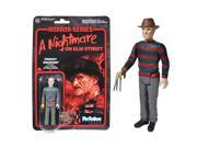 Nightmare on Elm Street Freddy Krueger ReAction Figure 9SIV0W74VP7414