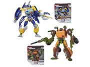 Transformers Generations Voyager Sky-Byte and Roadbuster Set 9SIA0421YW2082