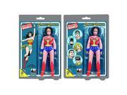 Wonder Woman DC Retro Series 1 Action Figure Set 9SIA0421ZW9057