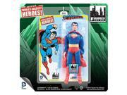 Superman DC Retro 8-Inch Series 1 Superman Action Figure 9SIA77T4769902