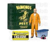 Breaking Bad Jesse Pinkman Orange Hazmat Figure EE Exclusive 9SIA0422323605