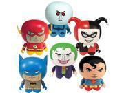 DC Heroes UNKL Model Vinyl Figure Random 4-Pack 9SIAD245DT3751