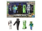Minecraft Hostile Mob Action Figure Pack 9SIA0422KS0498