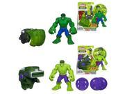 Marvel Hulk Adventures Action Gear Figures Case 9SIA0422MW2520