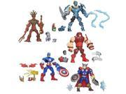 Marvel Super Hero Mashers Upgrade Action Figures Wave 5 9SIA0422SN0267