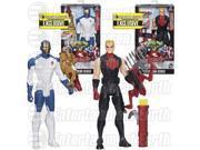 Avengers Titan Heroes Electronic Figure Set - EE Exclusive 9SIA0422U03095