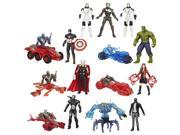 Avengers: Age of Ultron 2 1/2-Inch Action Figures Wave 2 9SIA0422YP6371